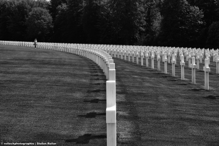 32 LUXEMBOURG AMERICAN CEMETERY AND MEMORIAL