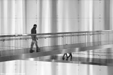 PEOPLE WALKING 20