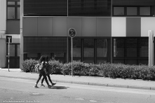 PEOPLE WALKING 63